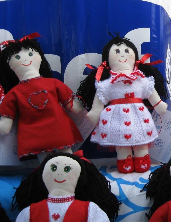 San Valentino si tinge d'Azzurro Unicef