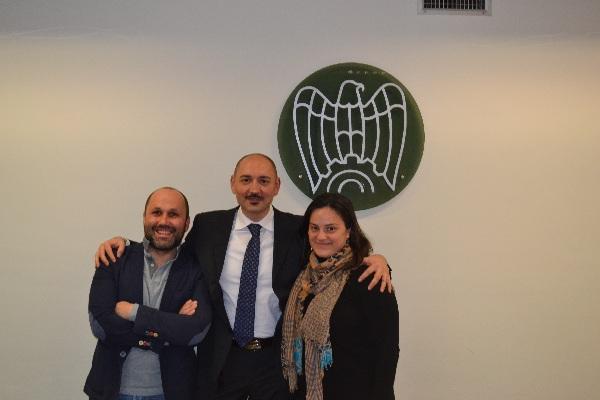 Alberto Orlacchio è il nuovo Presidente della sezione Allestimenti, grafica e imballaggi di Confindustria Benevento