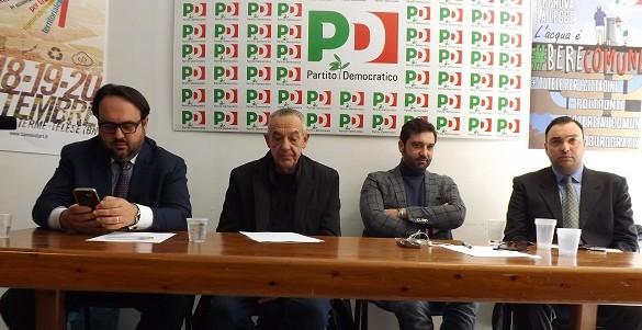 """La Federazione Provinciale del PD sulle annunciate querele di Mastella: """"Nessuna diffamazione solo un'operazione di verità per i cittadini di Benevento"""""""