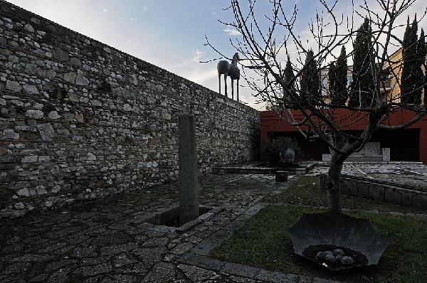 Hortus e Arco del Sacramento aperti a Pasqua e Lunedì in Albis