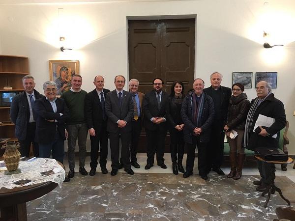 Protocollo d'intesa tra i territori di Sant'Alfonso Maria de'Liguori