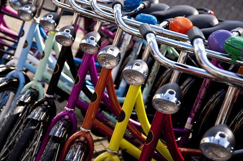 Bike sharing in città:'Servizio in stato di abbandono e preda dei vandali'