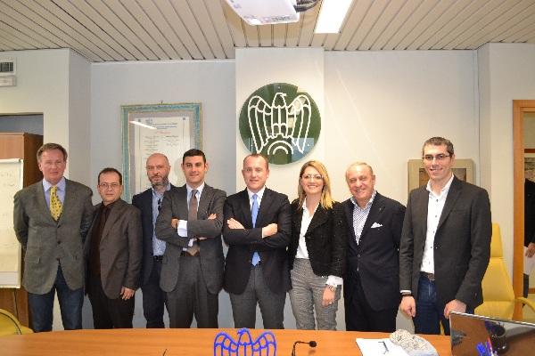 Rinnovati i vertici della Piccola Industria di Confindustria Benevento