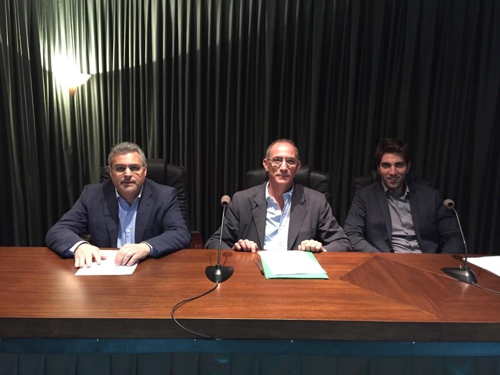 Relazione morale del presidente dell'Ordine dei medici chirurghi e degli odontoiatri Giovanni Pietro Ianniello