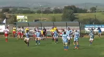 "Rugby Benevento : ""E' SERIE A !"""