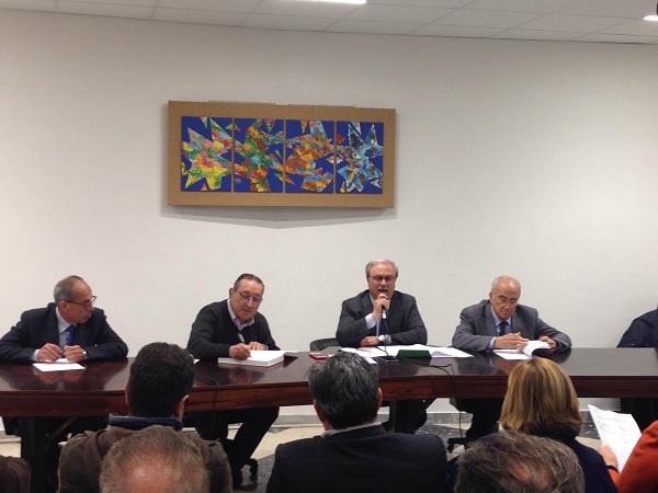 Semaforo verde del Consiglio dei Delegati al bilancio di previsione 2016 del Consorzio di Bonifica del Sannio Alifano.