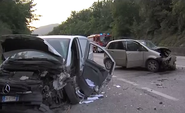 Incidente mortale lungo la Telese Caianello
