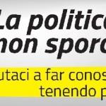 la politica non sporca