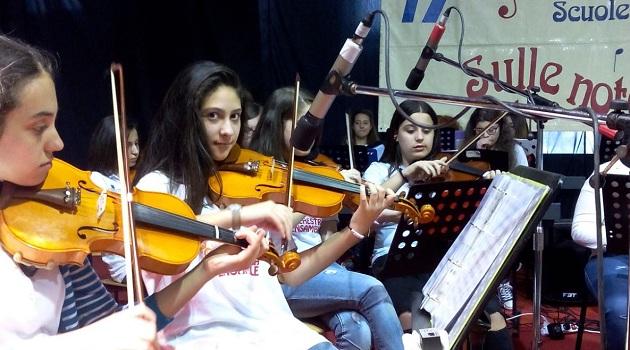 San Marco dei Cavoti: ottima partecipazione alla17° Rassegna Musicale per le scuole ad indirizzo musicale