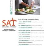"""Sicurezza Alimentare,Progetto SAT all'Istituto Alberghiero""""Le Streghe"""""""