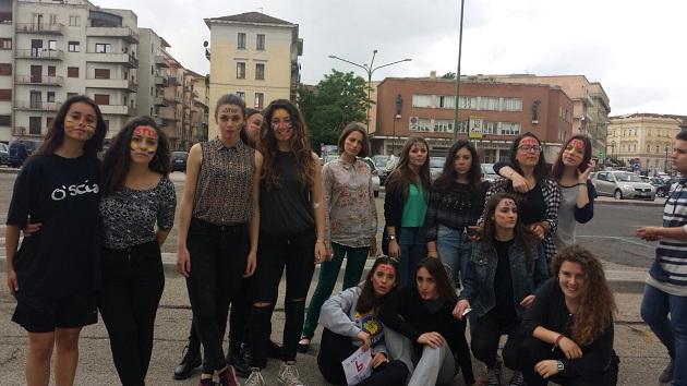 """Test """"INVALSI"""" l'Unione degli Studenti di Benevento non approva ed attua un'assemblea pubblica a Piazza Risorgimento"""
