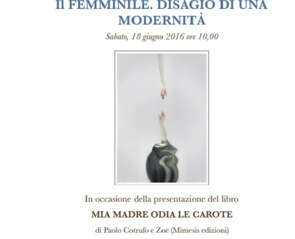 """Convegno FIDAPA: """"Il femminile.Disagio di una Modernità"""""""