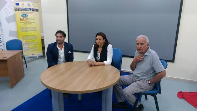 Visita Assessore Regionale Fascione a Futuridea