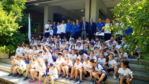 Coni Benevento: Lunedì 12 giugno è iniziato l'Educamp 2017.