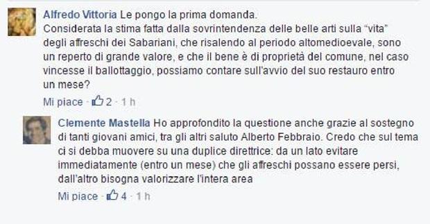 """Il gruppo facebook """" Sei di Benevento se … """" ricorda al Sindaco Mastella gli impegni presi in campagna elettorale"""