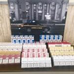 """Guardia di Finanza Benevento: sequestrati oltre 200 pacchetti di """"Bionde"""""""