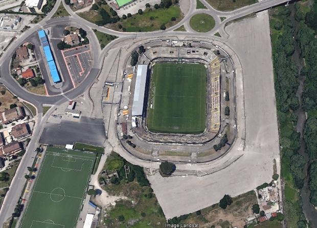 Polizia Municipale. Piano Traffico per l'incontro di calcio Benevento-Pisa