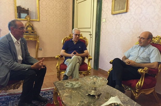 L'Ordine dei Medici incontra l'Arcivescovo Mons. Felice Accrocca