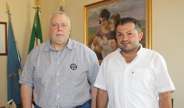 Ricci ha incontrato il sindaco di Bonea Roviezzo