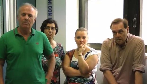 Scoppia la protesta degli insegnanti presso gli Uffici del Miur a Benevento