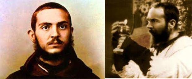 Ordinazione sacerdotale del giovane fr. Pio: quest'anno il 106° anniversario