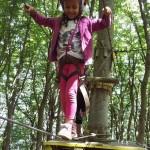riapre il parco avventura a camposauro