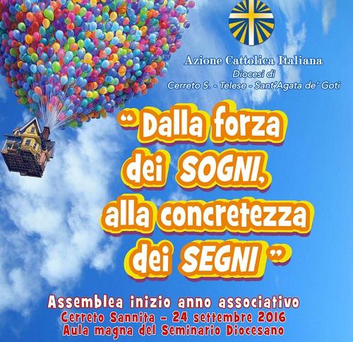 Interverrà don Tony Drazza all'Assemblea diocesana di Azione Cattolica a Cerreto Sannita