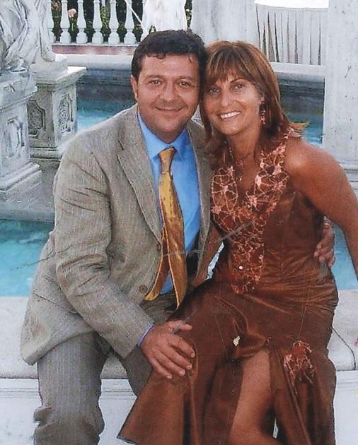25° anniversario di matrimonio Tomaciello-Cerracchio
