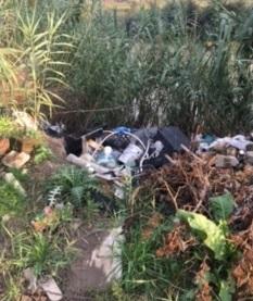 San Lorenzo Maggiore. Le guardie ambientali della Federazione Nazionale Provita rinvengono sito abusivo per lo smaltimento rifiuti