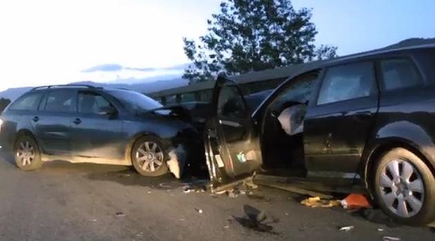 Incidente sulla statale 372.Le condizioni della 12enne restano gravi