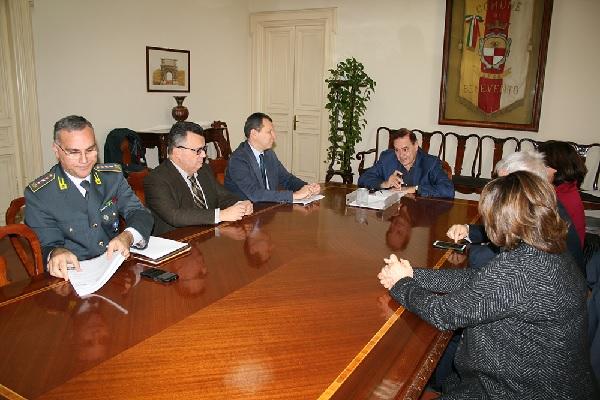 L'ex caserma Pepicelli diventerà un polo amministrativo e finanziario