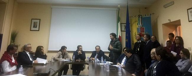Mortaruolo incontra i cittadini di Dugenta sull'impianto di rifiuti di località Cocola