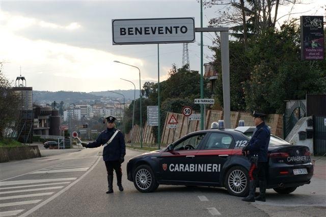 Benevento: in manette due beneventani per spaccio di stupefacenti