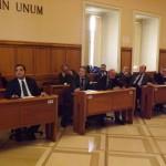 All'esito della Commissione Finanze, i consiglieri di minoranza rilasciano la seguente dichiarazione