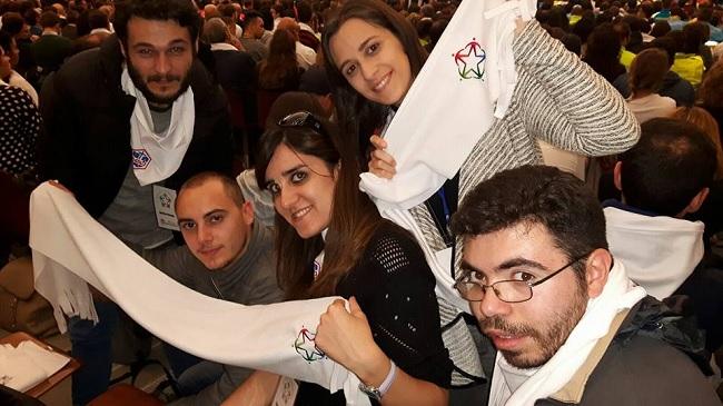 Servizio Civile ACLI. I volontari in Servizio Civile da Papa Francesco