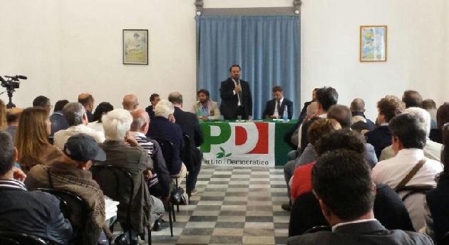 """Primarie PD,Valentino:""""Benevento risponderà in maniera forte all'appello lanciato dai tre candidati"""""""