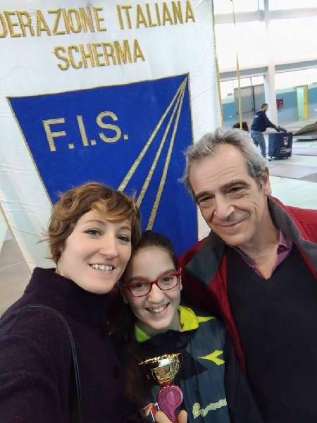 Accademia Olimpica Beneventana di Scherma : ottimi risultati ai Regionali