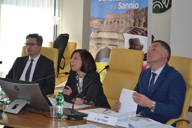 Confindustria: La sezione Turismo presenta il kit Visit Beneventum