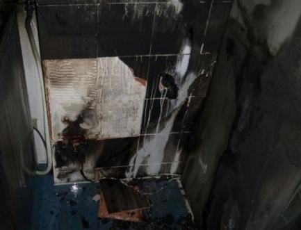Benevento: a fuoco una lavastoviglie in un'abitazione al Rione Ferrovia.Tanta paura.