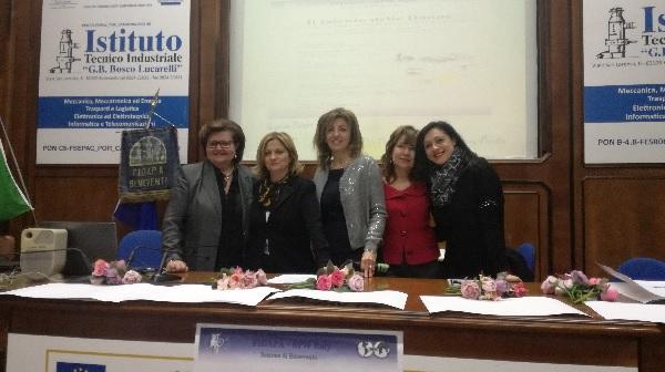 Il Talento delle donne come risorsa per lo sviluppo economico, politico e sociale del nostro Paese