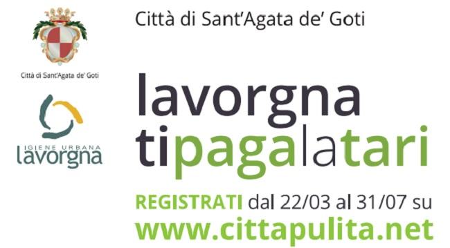 Sant agata de goti parte il concorso a premi lavorgna ti for Chi paga la tari