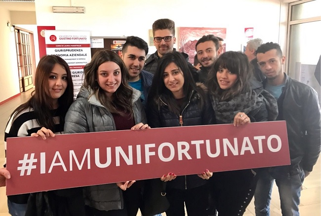 Open Day  2017  all' Unifortunato