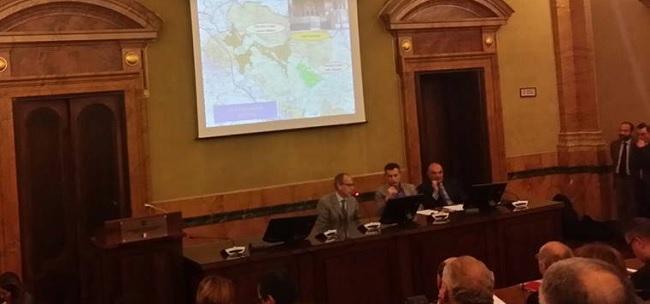 Il Consorzio di Bonifica del Sannio Alifano a Roma, parte attiva di un convegno sulla stima dei volumi irrigui