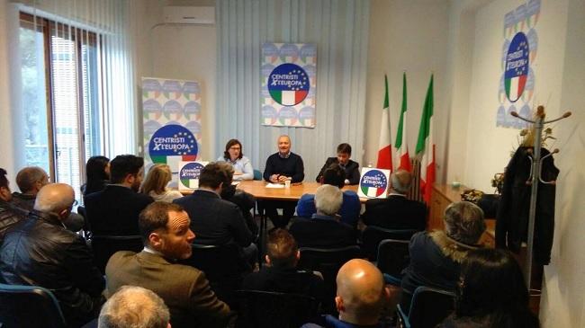 Centristi per L'Europa sull'elezione del nuovo consiglio direttivo dell'ASI di Benevento