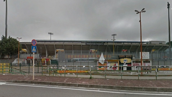 La Commissione di Vigilanza ha decretato l'agibilità della Tribuna Stampa dello stadio Ciro Vigorito
