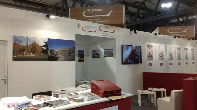 TUTTOFOOD, a Milano dall'8 all'11 Maggio.Valisannio presenta sette aziende sannite.