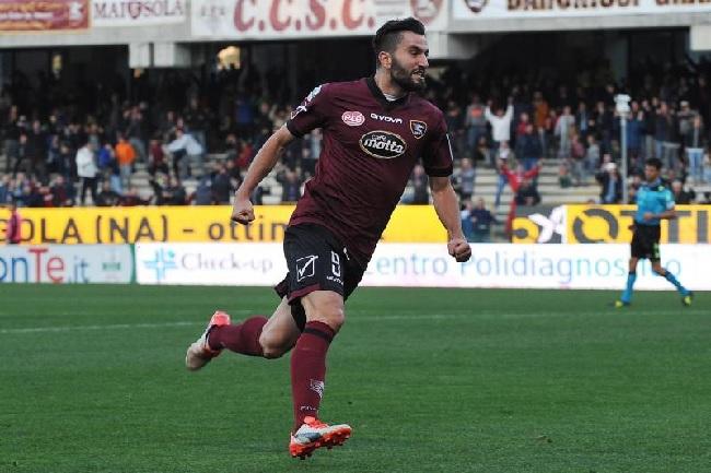 Massimo Coda dalla Salernitana al Benevento.