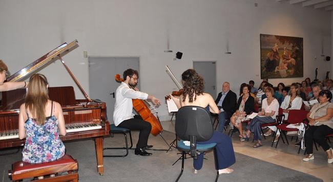 Presso il Museo del Sannio si è svolto il concerto per la Giornata Mondiale del Rifugiato.
