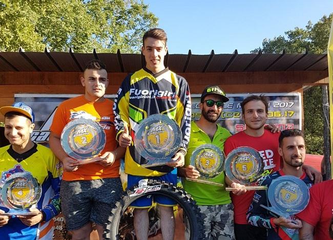 Paupisi: Giovanni Laudato campione Regionale di motocross categoria esordienti