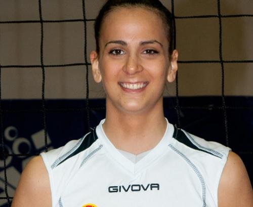 Accademia Volley: Lucia Morgia e' di nuovo giallorossa!